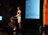 The One Show's Christine Bleakley presented the British Academy television Craft Awards at the London Hitlon Hotel on Sunday 23 May 2010.