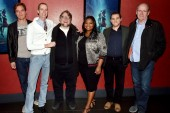 Michael Shannon, Doug Jones, Guillermo Del Toro, Octavia Spencer, Michael Stuhlbarg, Richard Jenkins