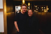 Tony Curran & Jonthan Watson