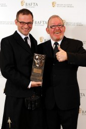 Ainslie Henderson and Ford Kiernan (presenter)