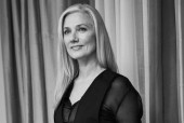 Academy Circle with Joely Richardson, The Corinthia, London, 3 June 2015