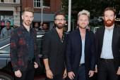 British Academy Cymru Awards, Arrivals, St David's Hall, Cardiff, Wales, UK - 14 Oct 2018