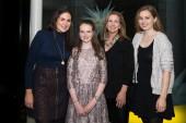 Moderator Shauna Shivers, actress Alecoe Haughey, BAFTA New York Children's Committee Co-Chair Jennifer Lupinacci and AD Trainee Sarah Kate Fenelon.