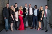 Operation Ouch!, presented by twins Chris and Xand van Tulleken, wins the Factual category at the British Academy Children's Awards in 2014, presented by Kristina Rihanoff and Andy Akinwolere