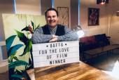 Love of Film winner Dan Ellis
