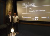 BAFTA New York Vice Chairman Luke Parker Bowles and Yann Demange