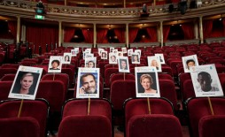 Event: 'Heads on Sticks' PhotocallDate: Thursday 30 January 2020Venue: Royal Albert Hall, Kensington Gore, South Kensington, London-