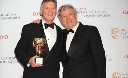 The Arqiva British Academy TV Awards in 2013