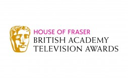 House of Fraser British Academy Television Awards Logo