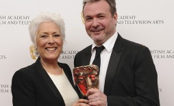 Editing Factual Winner Mark Towns with Lynda Bellingham