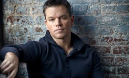 Matt Damon - Britannias Photo