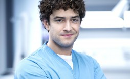 Lee Mead - Nurse Lofty in Casualty