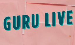 Guru Live banner