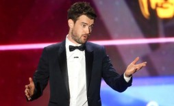 Event: Jaguar Land Rover British Academy Britannia Awards presented by American AirlinesDate: 30 October 2015Venue: Beverly Hilton Hotel, Los AngelesHost: Jack Whitehall-Area: CEREMONY