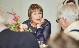 Chairman's Dinner for Anne Morrison