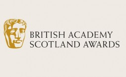 BAFTA Scotland Awards logo - beige