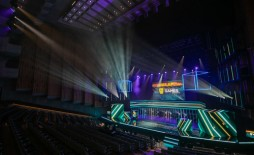 Event: British Academy Games AwardsDate: Thursday 4 April 2019Venue: Queen Elizabeth Hall, Southbank Centre, LondonHost: Dara Ó Briain -Area: Branding & Set-Up