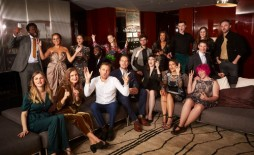 Event: Breakthrough Brits at the Bvlgari HotelDate: Wednesday 7 November 2018Venue: Bulgari London Hotel, Knightsbridge, London-Area: Group Portrait