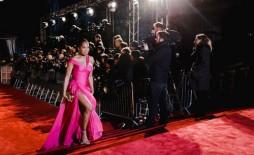 Event: EE British Academy Film Awards 2019Date: Sunday 10 February 2019Venue: Royal Albert Hall, Kensington Gore, LondonHost: Joanna Lumley-Area: Red Carpet