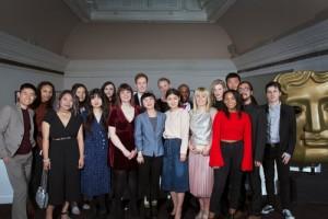 Event: BAFTA Scholars Welcome ReceptionDate: 19 September 2017 Venue: BAFTA, 195 Piccadilly, London-Area: Group Shot