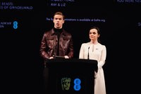 Event: Nominations Press ConferenceDate: Wednesday 9 January 2019Venue: BAFTA, 195 Piccadilly, LondonHost: Will Poulter & Hayley Squires-Area: Announcement