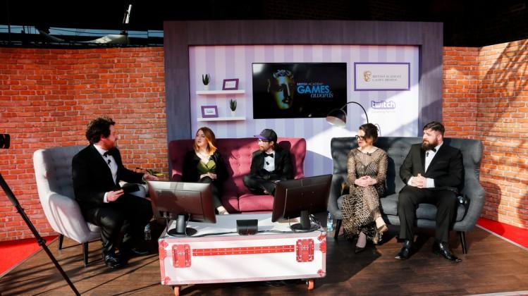 Event: British Academy Games AwardsVenue: Tobacco Dock, LondonDate: 6 April 2017Host: Danny Wallace -Area: Reportage
