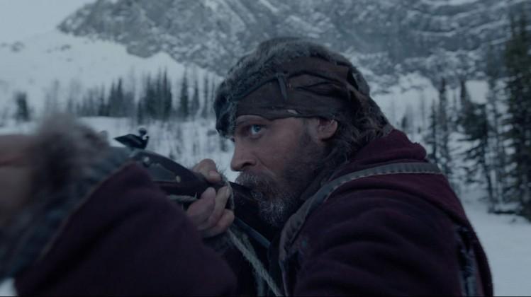 revenant cinematographer