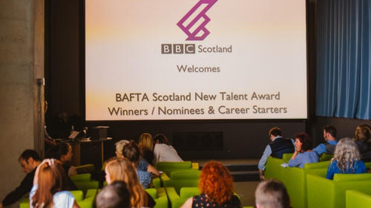 Event: New Talent & Career Starter Introduction to BBC ScotlandDate: Wednesday 1 June 2016Venue: BBC Scotland, Pacific Quay