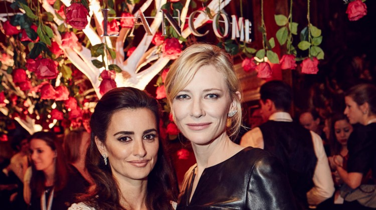 Event: Nominees Party for the EE British Academy Film AwardsDate: Saturday 13 February 2016Venue: Kensington Palace, London-Area: LANCOME ROOM