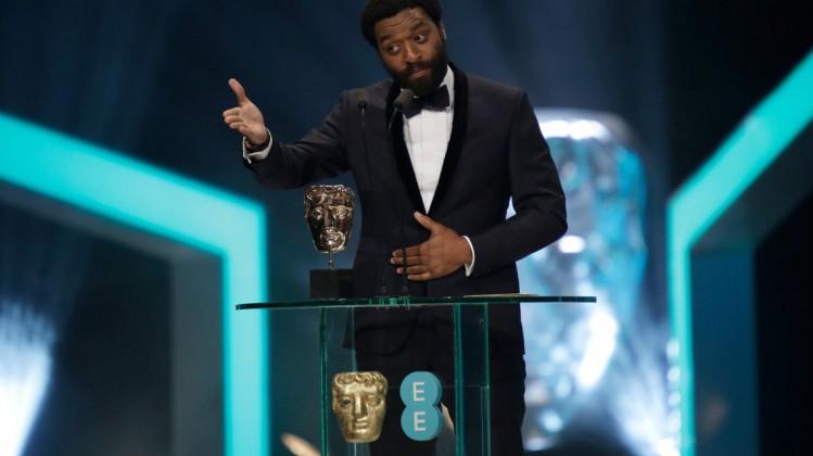 Chiwetel Ejiofor - EE British Academy Film Awards