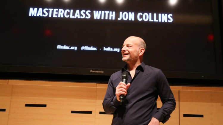 Event: Masterclass with Jon CollinsVenue: Elinor Bunin Munroe Film CenterDate: 11 1.11
