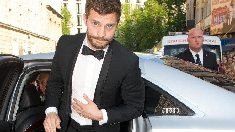 Audi Arrivals at the Arqiva British Academy Television Awards