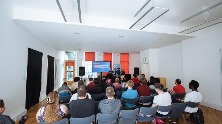 Event: Guru Live GlasgowDate: Saturday 6 May 2017Venue: CCA, Glasgow
