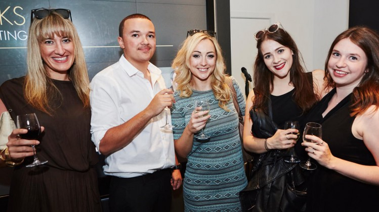 Event: BAFTA Crew Welcome DrinksDate; Sat 4 July 2015Venue: 195 Piccadilly