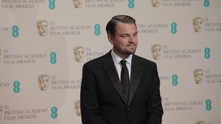 Leonardo Dicaprio - EE British Academy Film Awards in 2014