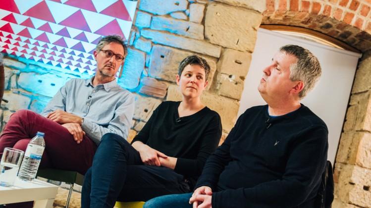 Event: Guru Live Glasgow  Date: Saturday 28 April 2018Venue: The Lighthouse, 11 Mitchell Ln, Glasgow