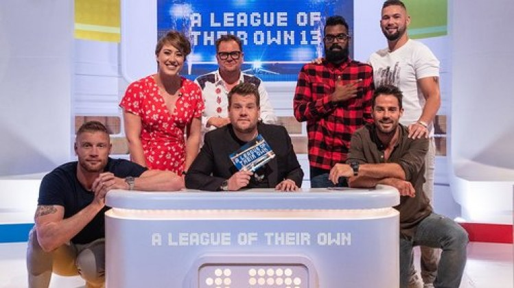 A League Of Their Own Series 13 Episode 01