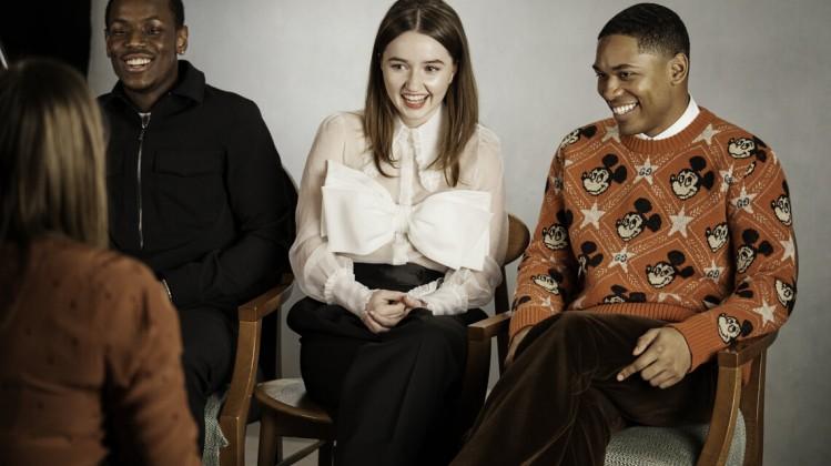 Event: BAFTA Film: The SessionsDate: Saturday 1 January 2020Venue: The Savoy, Strand, London-Area: Guru Interviews