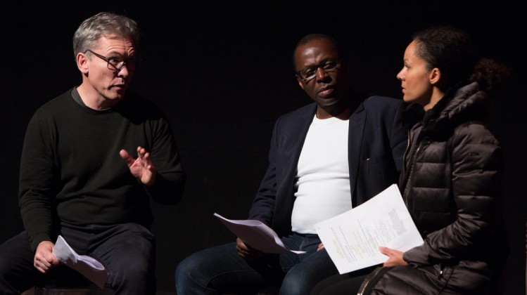 Event: BAFTA Rocliffe Showcase: FilmDate: 6/12/16Venue: BAFTA, 195 Piccadilly Hosts: Farah Abushwesha chairing with Paul Andrew Williams and Kate Leys as industry guests