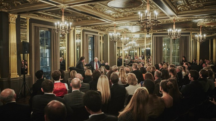 Event: Academy Circle with David AttenboroughDate: Monday 23 October 2017 Venue: Hotel Cafe Royal, LondonHost: Alastair Fothergill-Area: Q&A