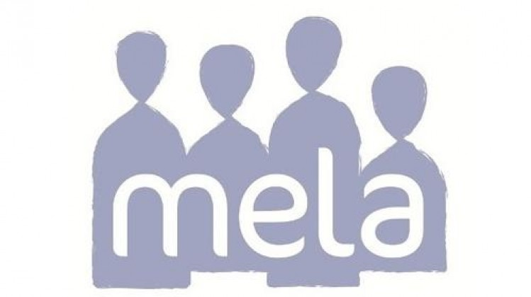 Image result for Mela Media logo