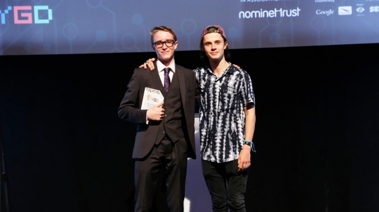 Event: BAFTA Young Game Designers AwardsDate: 25 July 2015Venue: BAFTA, 195 PiccadillyHosts: Ben Shires and Jane Douglas-Area: INDIVIDUAL WINNERS