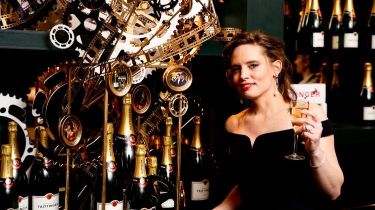 Event: EE British Academy Film Awards Date: Sunday 18 February 2018 Venue: Royal Albert Hall, London Host: Joanna Lumley-Area: Champagne Reception