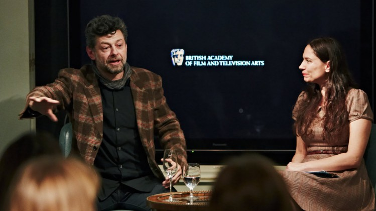 Event: Academy Circle with Andy SerkisDate: Friday 05 DecemberVenue: Drawing Room, 4th Floor, Fortnum & Mason, 181 Piccadilly, London W1A 1ER-Area: INTERVIEW
