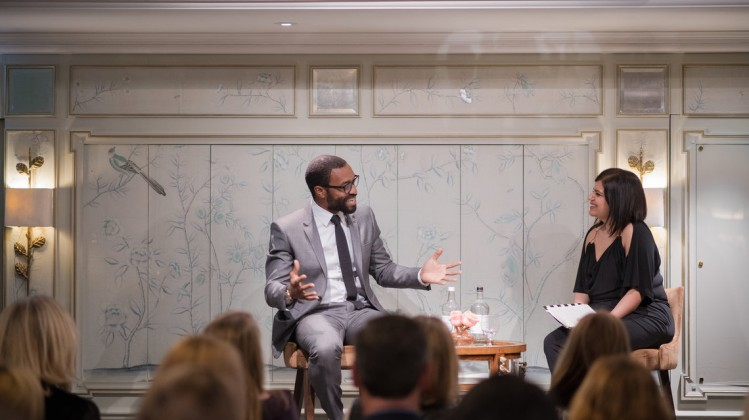 Event: Academy Circle with Chiwetel EjioforDate: Wednesday 17 January 2018Venue: Fortnum & Mason, Piccadilly, London Host: Mariayah Kaderbhai-Area: Q&A