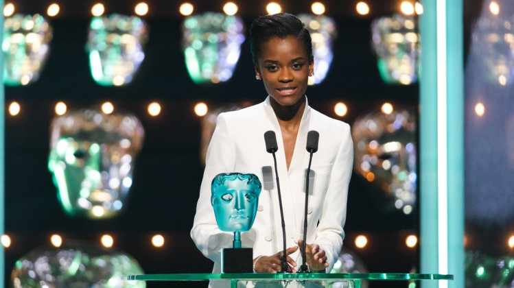 Event: EE British Academy Film Awards 2019 Date: Sunday 10 February 2019 Venue: Royal Albert Hall, Kensington Gore, London Host: Joanna Lumley - Area: Ceremony Category: EE RISING STAR