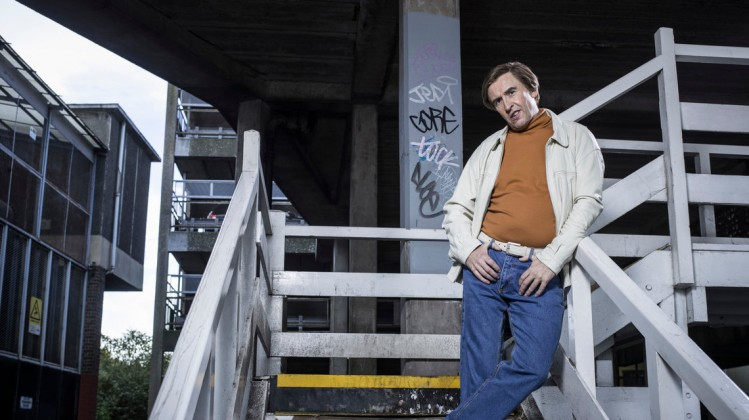 Alan Partridge's Scissored Isle, Publicity Shoot, Sky, Sky Atlantic, Norwich, Special
