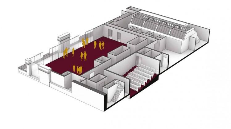195 Piccadilly Axonometric 4 Floor