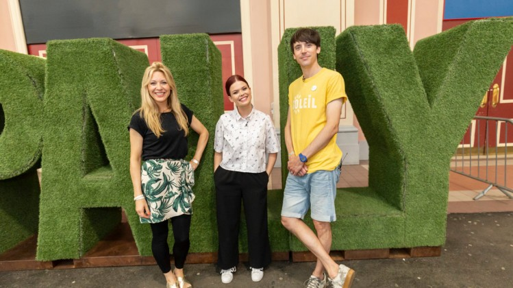 Event: BAFTA Kids: Big School DayDate: Tuesday 26 June 2018Venue: Alexandra Palace, LondonHosts: Naomi Wilkinson, Ed Petrie & Lindsey Russell-Area: Full-Set