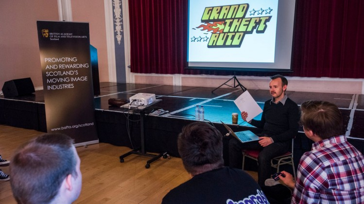 Event: Career Close-Up: Game Development with Colin AndersonDate: Thursday 4 August 2016Venue: Dare ProtoPlay, Dundee